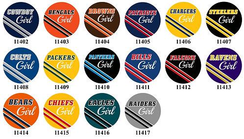 Football Girl 11402-11417