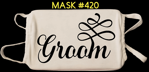 Wedding Digital Masks #420-429