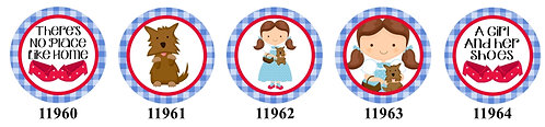 Wizard of Oz 11960-11964