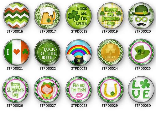 St Patrick's Day STPD0016-STPD0030