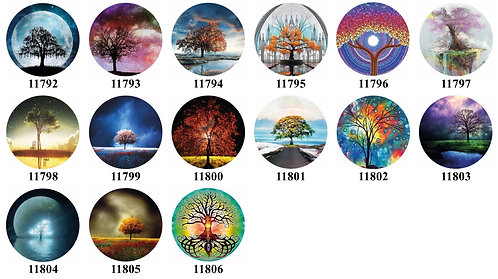 Trees of Life 11792-11806