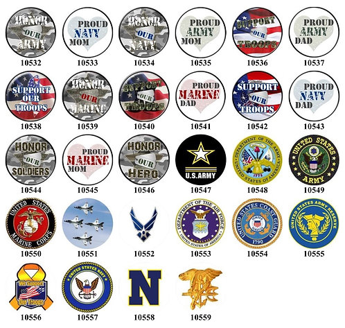 Armed Services 10532-10559