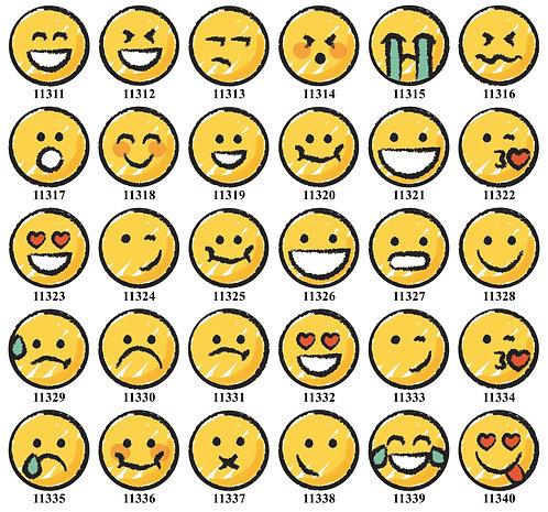 Emojis 11311-11340