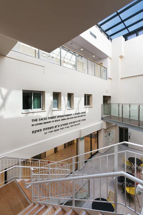 Pick Architects | Beit Issie Shapiro