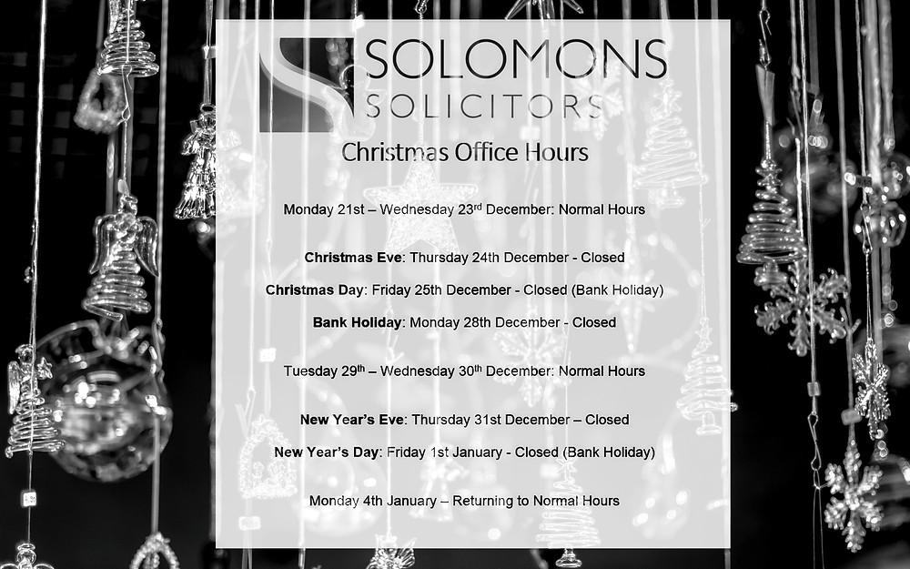 Christmas Hours (2)