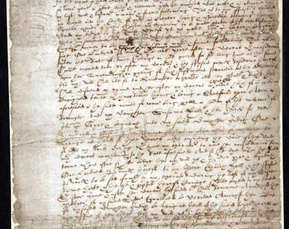 """Shakespeare's Last Will & Testament: """"No Legacy is so Rich as Honesty"""""""