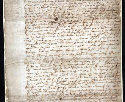 "Shakespeare's Last Will & Testament: ""No Legacy is so Rich as Honesty"""