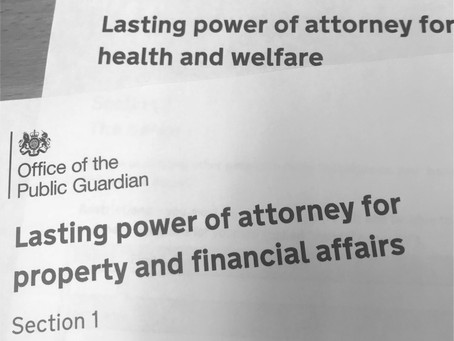 What is a Lasting Power of Attorney (LPA)?