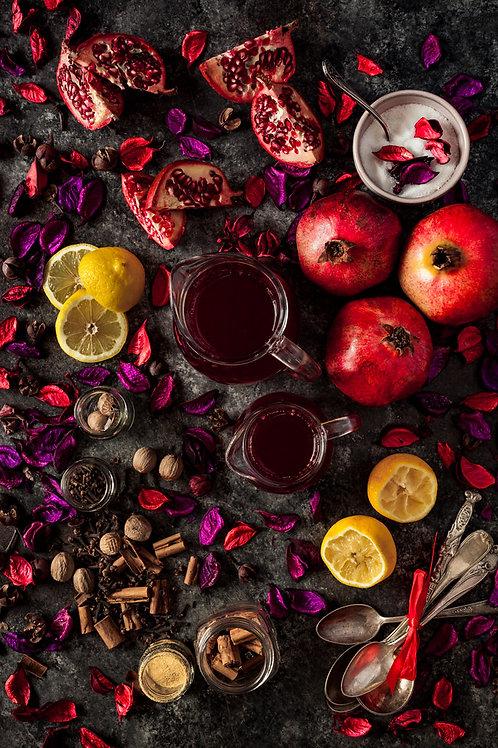 Pomegranate Black