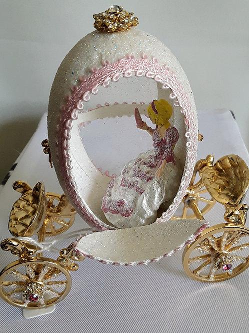 Cinderella & Coach Goose Egg