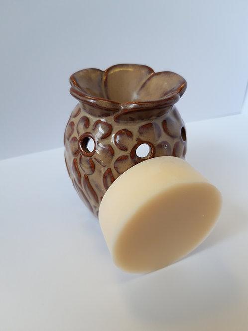 Mini wax melt burner