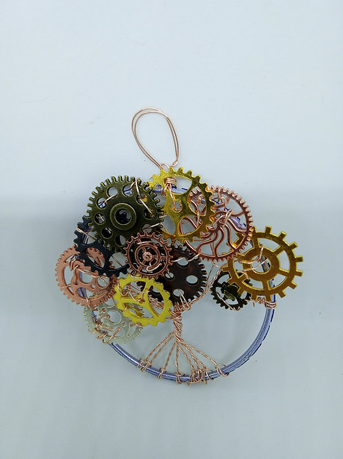 Small Tree of Life Steampunk