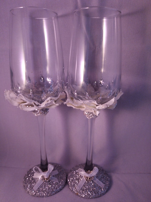 Decorated Glasses