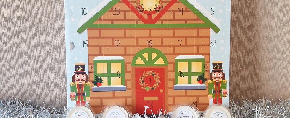 Eco-Melt Christmas Advent Calendar