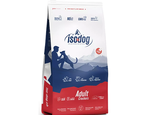 Iso-Dog Adult Crackers Large & Giant