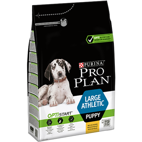 ProPlan Large Athletic Puppy - Poulet