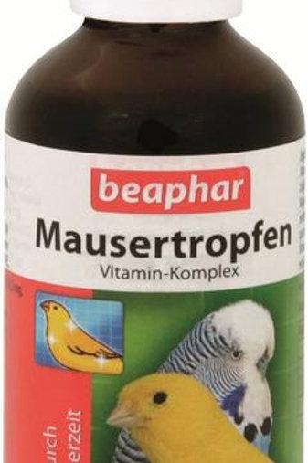 Gouttes pour la mue des oiseaux Beaphar