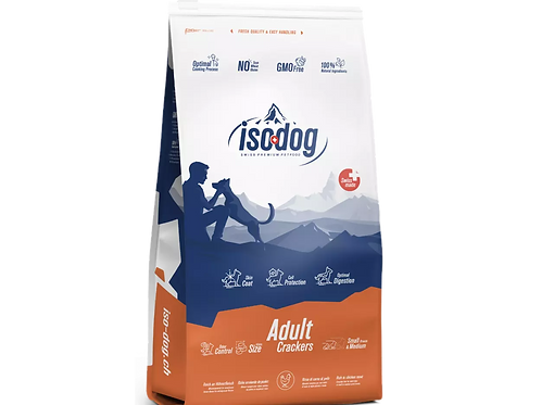 Iso-Dog Adult Crackers Small & Medium