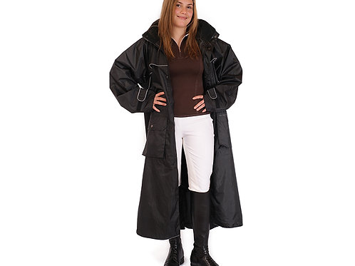 Manteau de pluie avec réflécteur