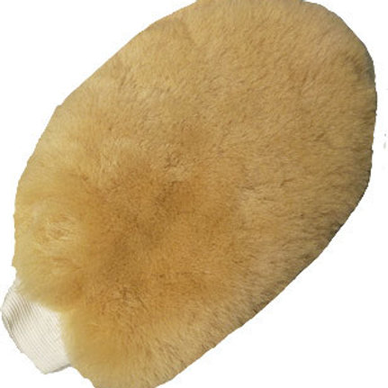 KM-Elite gant de pansage mouton