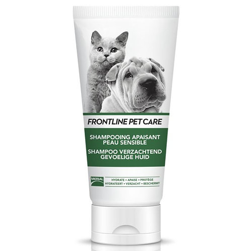 Frontline Pet Care Shampooing hydratant peau sensible