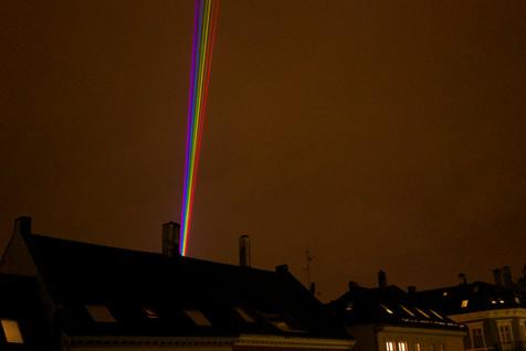 Light nr. 1 Global Rainbow