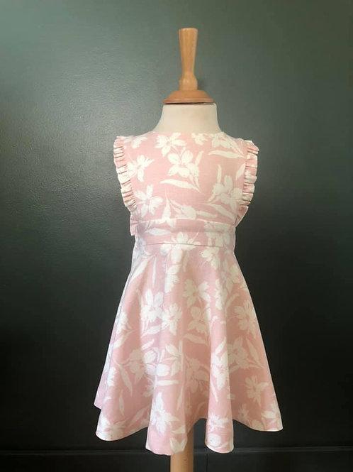 Robe Rinette, rose