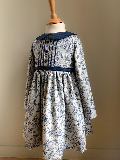 Robe Bluette, floria