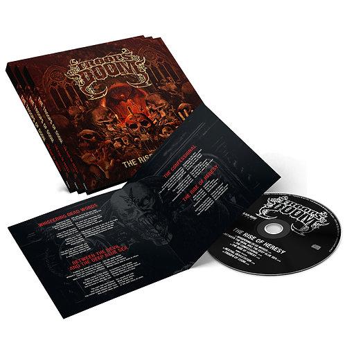 """The Rise of Heresy"" (CD Digipack)"