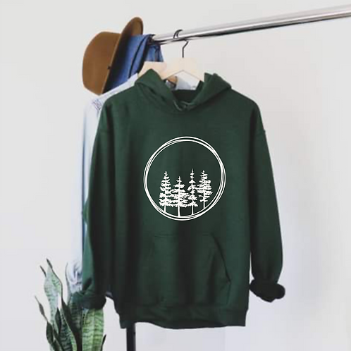 Evergreen Women's Sweatshirt