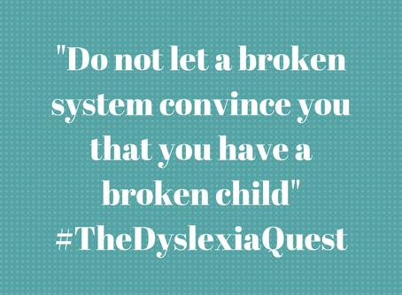 The Dyslexia Quest