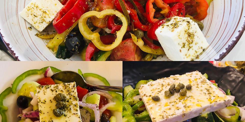 Supper Club - Go Greek!