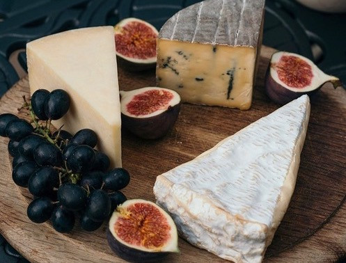3 steps to the perfect Christmas cheeseboard