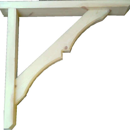 Type C - Softwood Timber Gallows Brackets