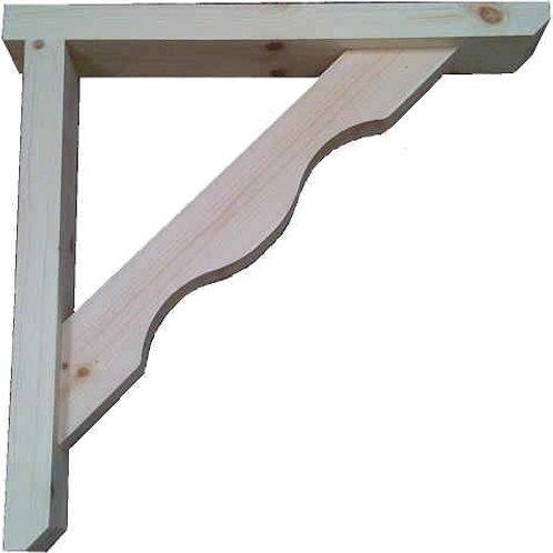 Type B - Softwood Timber Gallows Brackets