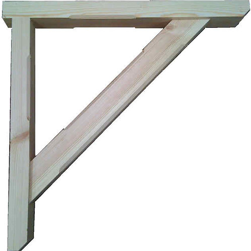 Type A - Softwood Timber Gallows Brackets