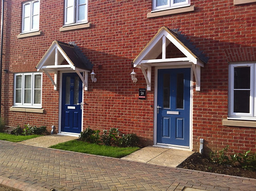 Kingsmead Apex Style Porch Canopy