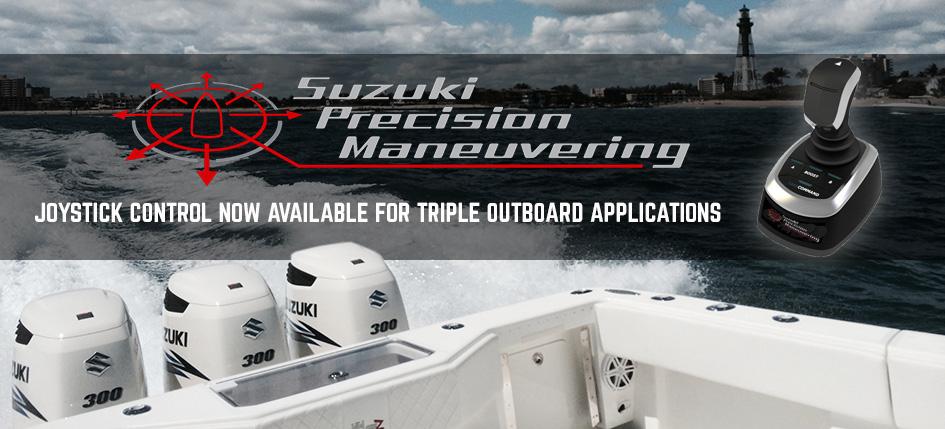 Suzuki Precision Maneuvering