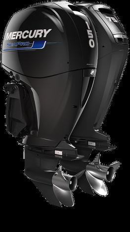 Mercury SeaPro™ FourStroke