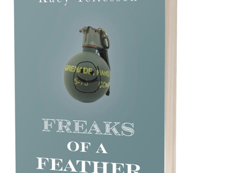 Freaks of a Feather reviewed in The Big Smoke
