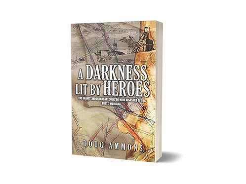 A Darkness Lit by Heroes