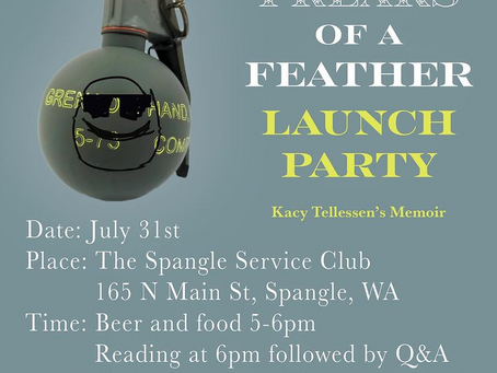 Freaks of a Feather Launch Party