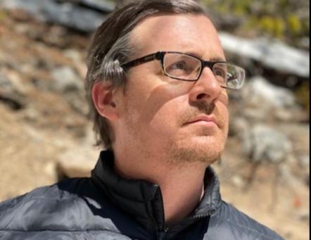 Latah Books signs author C. Matthew Smith