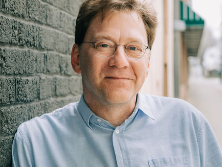 Latah Books signs author Robert Fromberg