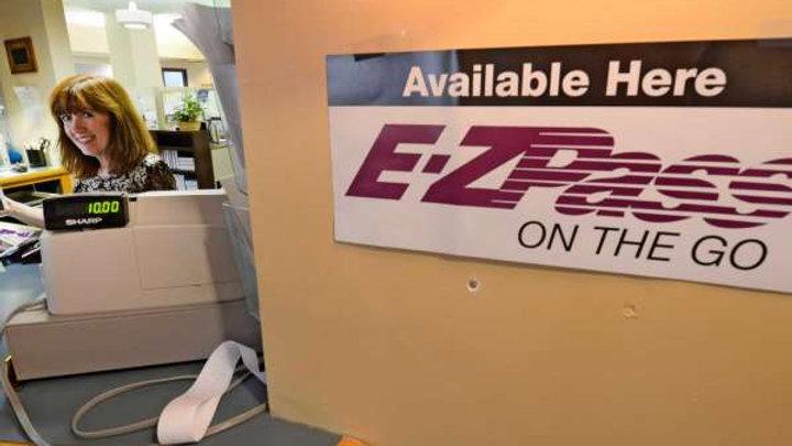 申請Ezpass Apply Ezpass Tag