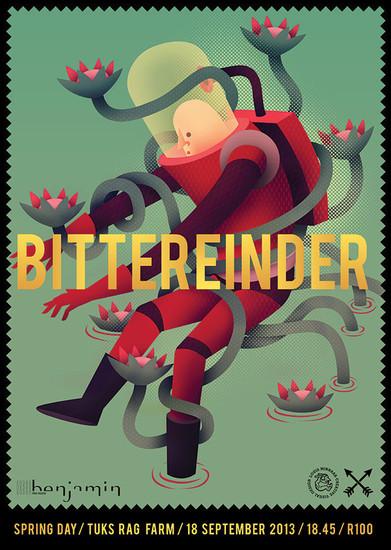 BITTEREINDER POSTER