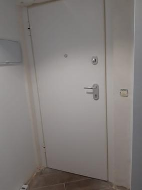 puerta a medida