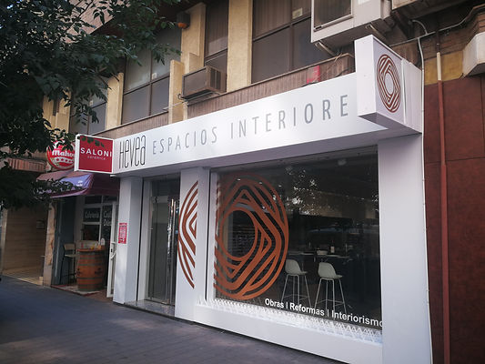 Showroom interiorismo en alicante