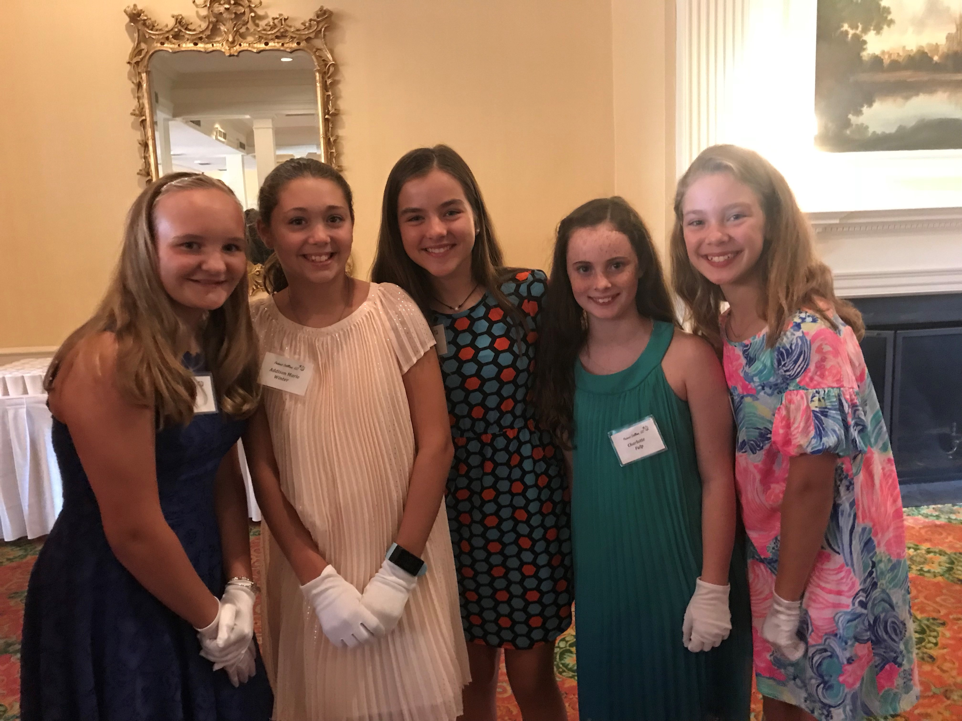 Winston Salem 2018 Girls