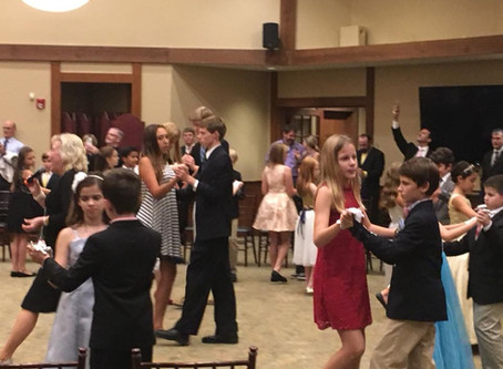 Enrollment for Spring 2021 Sedgefield Cotillion is NOW Open